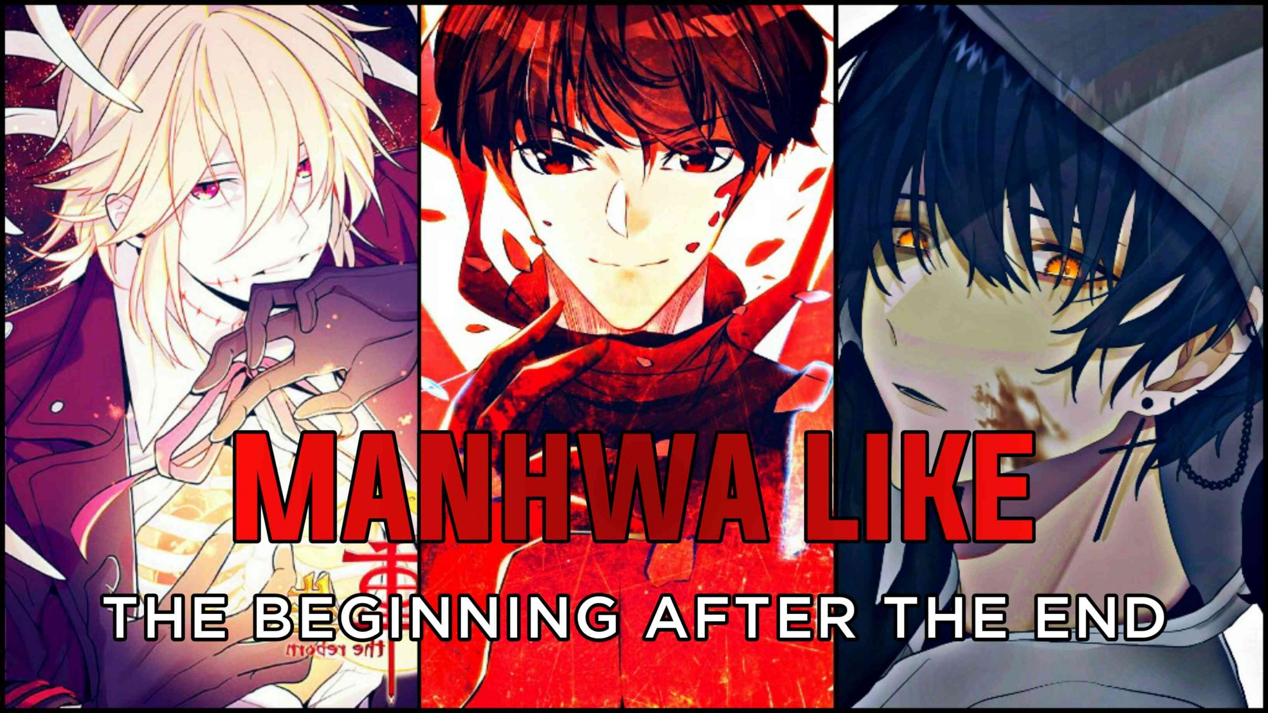 15 Manga similar to the beginning after the end