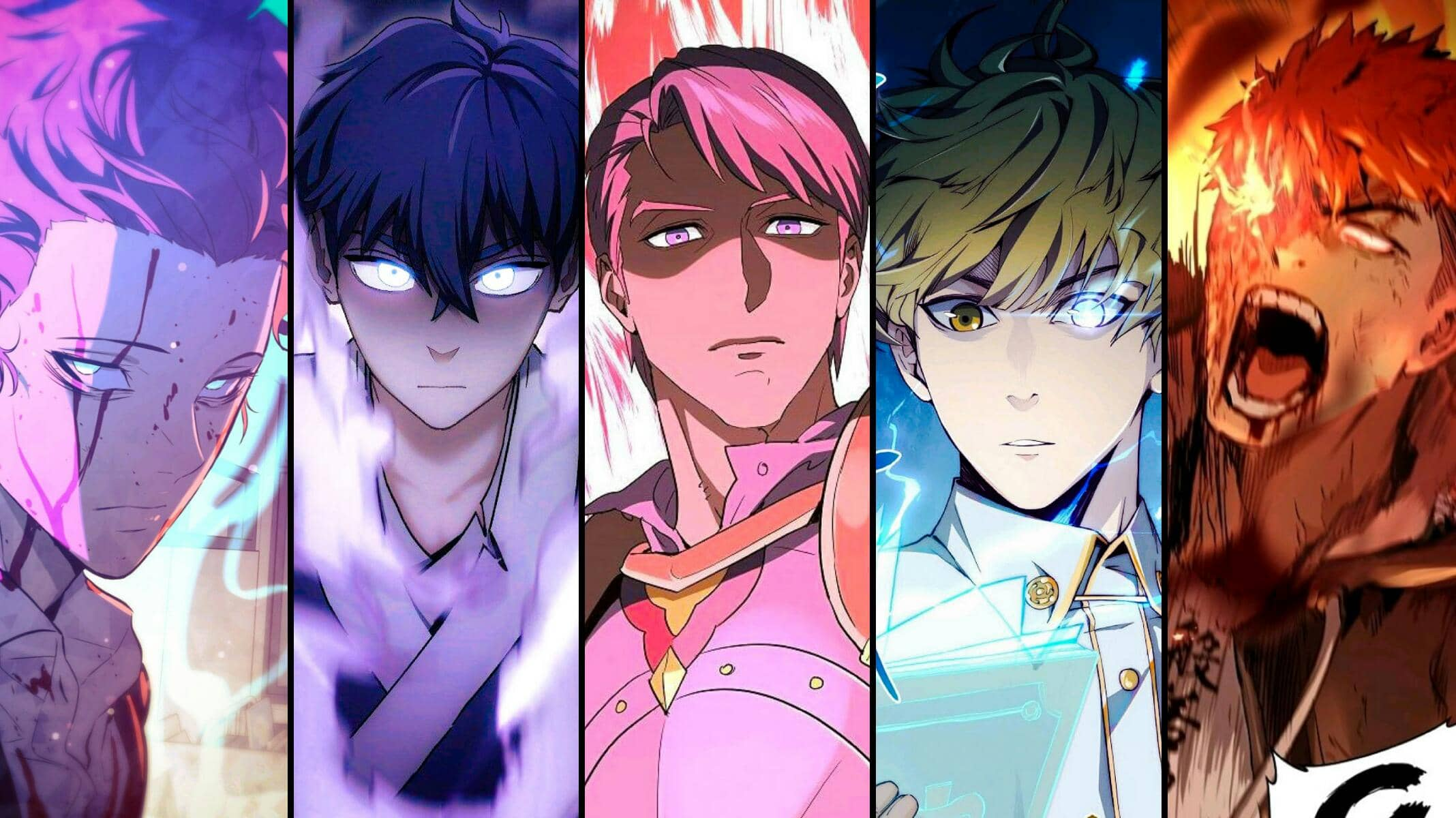 13 Amazing Manga with Game System and OP MC